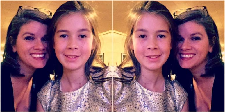 My Daughter's Radical Acceptance Of My Belly Eased My Body Image Issues
