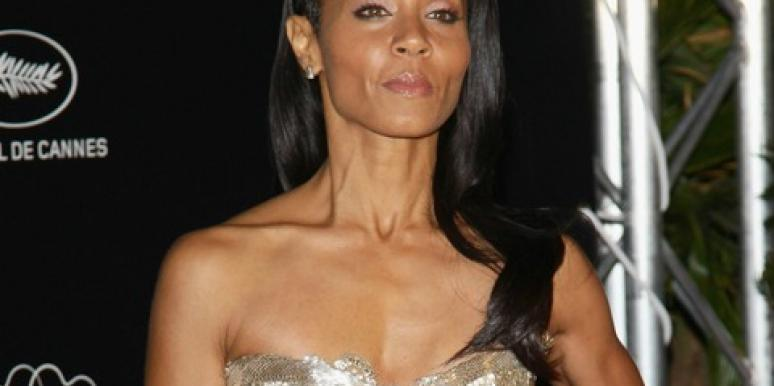 Jada Pinkett Smith at 40