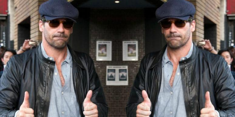 13 NSFW Pictures Of Jon Hamm And His REALLY Big Penis