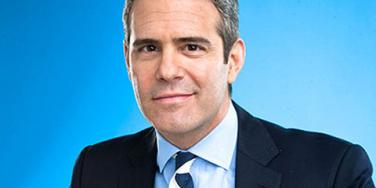 Bravo star Andy Cohen