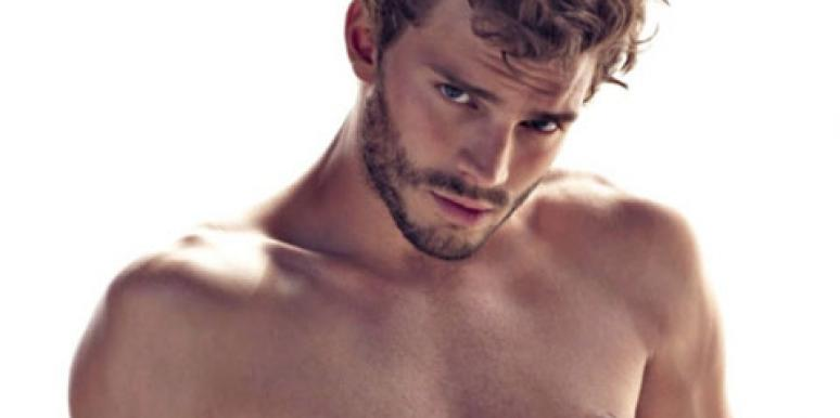 Jamie Dornan Is Christian Grey In '50 Shades Of Grey' Movie!