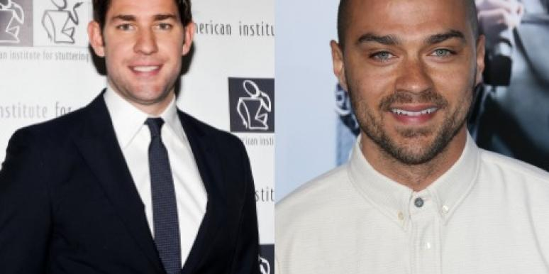 John Krasinski, Jesse Williams