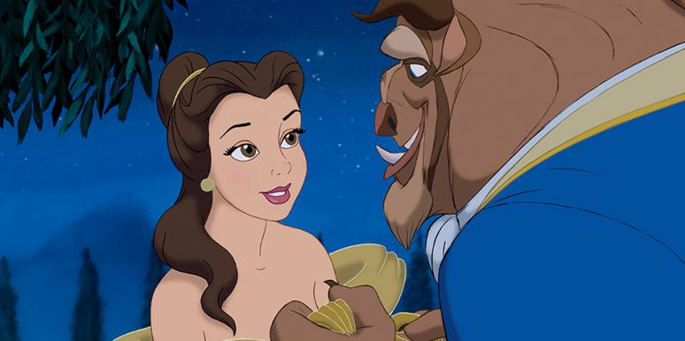 Beauty and the beast, disney, love lessons
