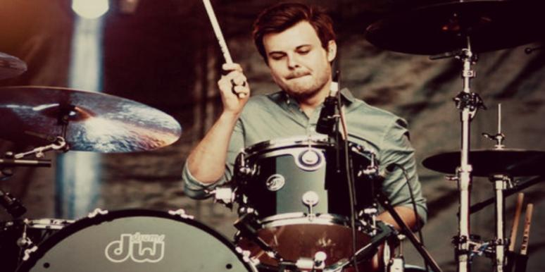 Spencer Smith from Panic! at the Disco