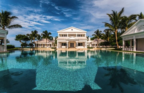 Celine Dion's Jupiter Island, Florida mansion