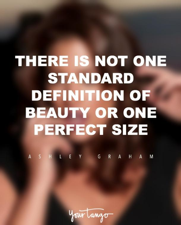 Ashley Graham Quotes Self-Esteem Confidence