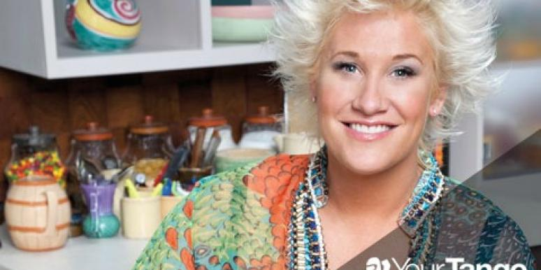Celeb Chef Anne Burrell Plans Your Valentine's Day Meal [VIDEO]