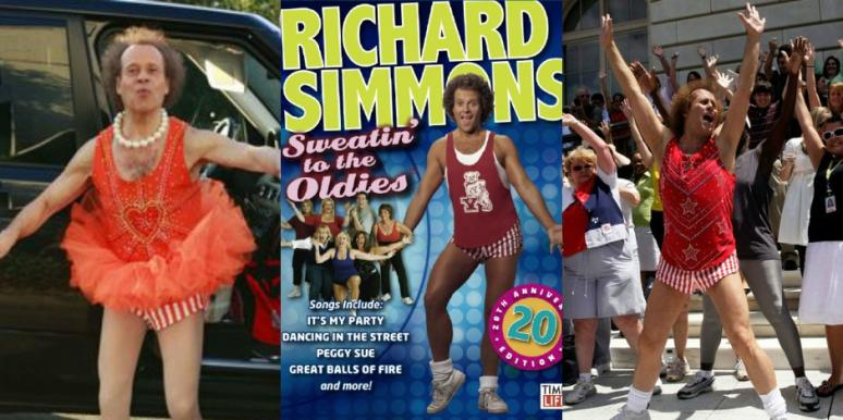 The Complete Details & Timeline For Those Wondering Why Richard Simmons Is Missing