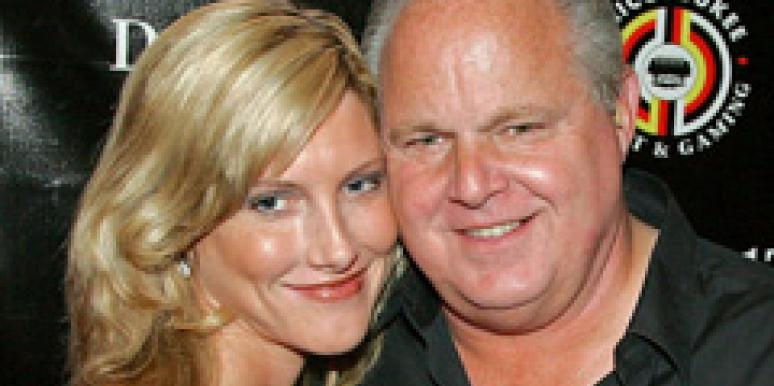 Rush Limbaugh Wedding, Kathryn Rogers Photos