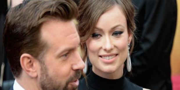 Olivia Wilde and her husband Jason Sudeikis