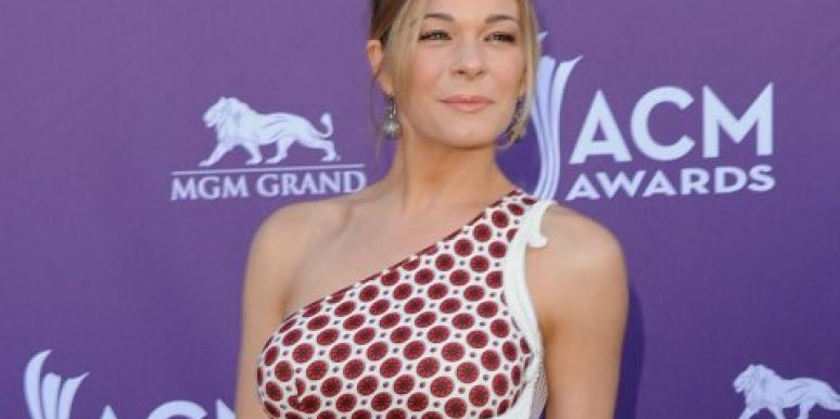 LeAnn Rimes at ACM Awards