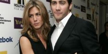 Jennifer Aniston and Jake Gyllenhaal a couple?