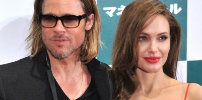 Will Brad Pitt Marry Angelina Jolie After All?