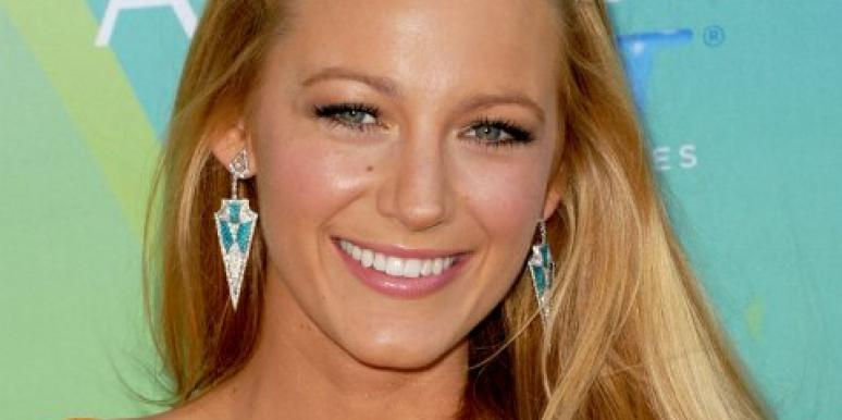 Blake Lively summer tan