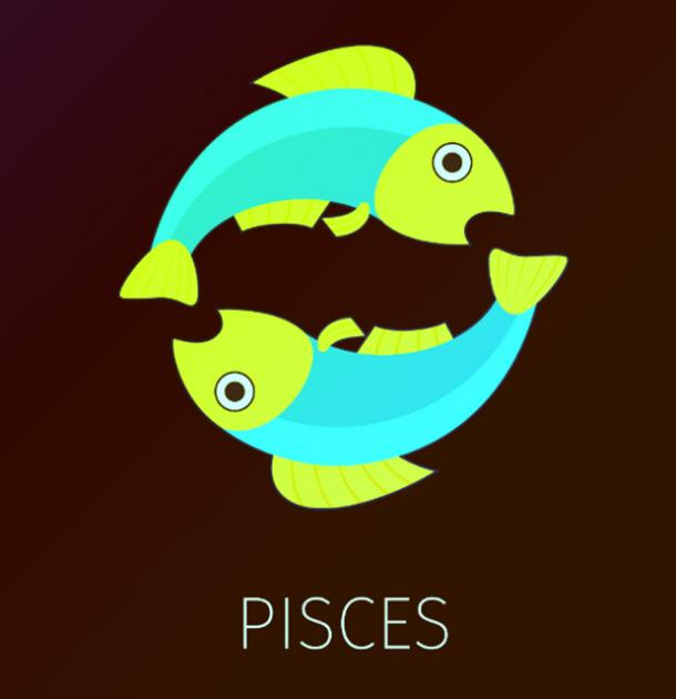 Pisces Confidence Zodiac Sign Astrological Sign