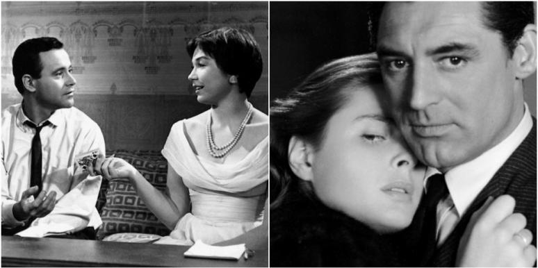 best romantic black and white movies