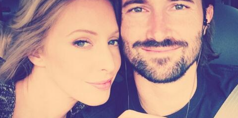 The Sweet Love Story Behind Brandon & Leah Jenner's Marriage