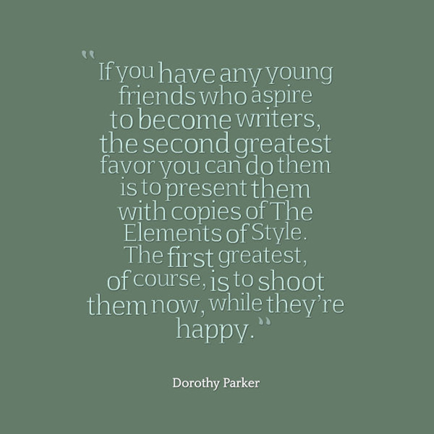 dorothy parker quotes