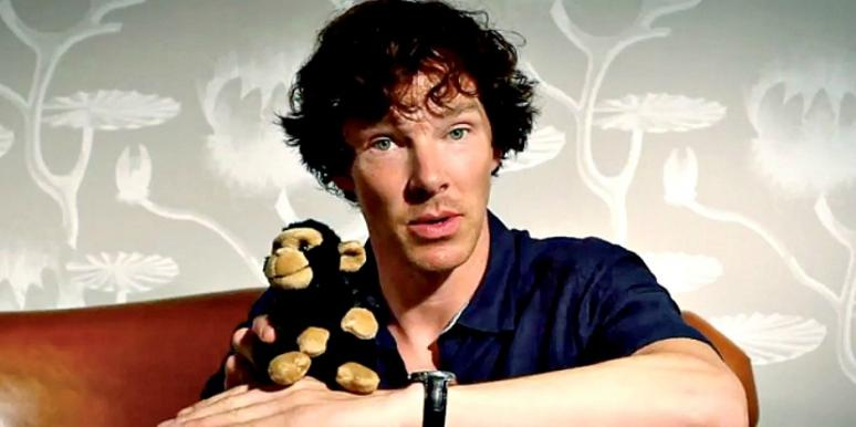 benedict cumberbatch being adorable.