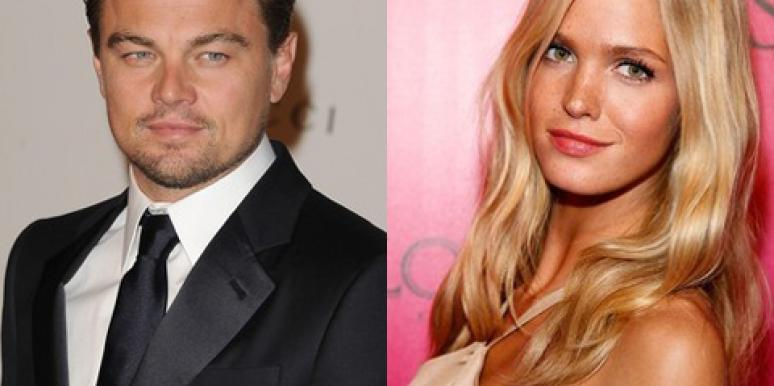 Leonardo DiCaprio Is Dating Another Victoria's Secret Model