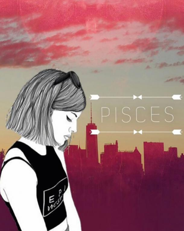 Pisces zodiac sign stress bad day