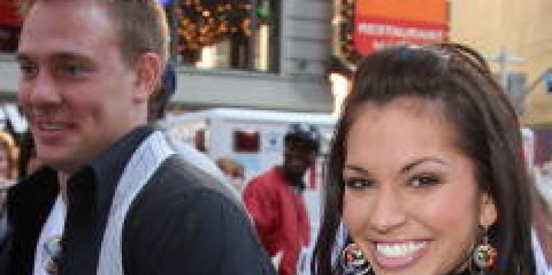 Melissa Rycroft married