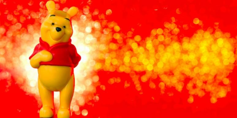 Love Quotes: Winnie Doesn't Pooh On Love...And Neither Should You