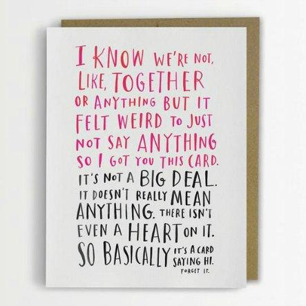 Funny Love Valentines Day Cards That Arent Cheesy – Cheesy Valentines Day Cards