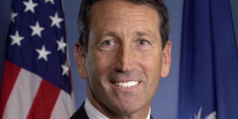 mark sanford soul mate