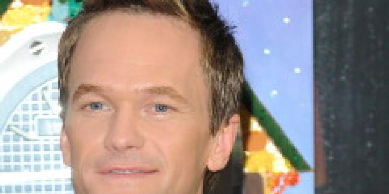 Neil Patrick Harris Not Expecting a Baby