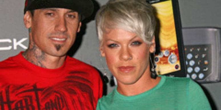Pink and Carey Hart reconciling in Australia