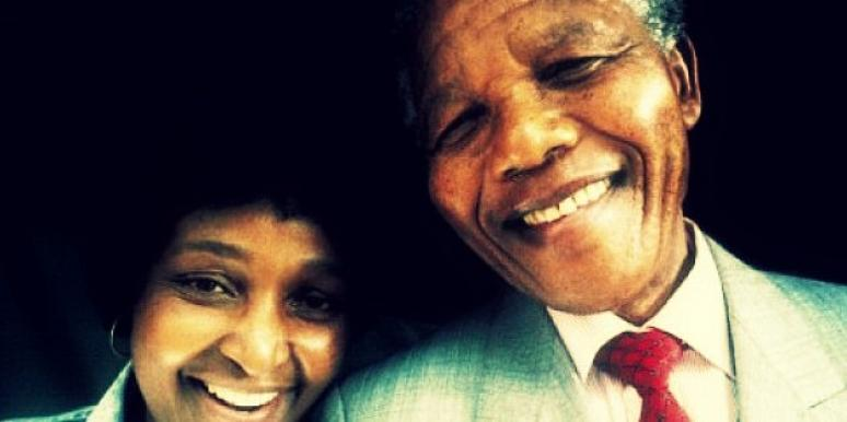 Nelson Mandela and Winnie