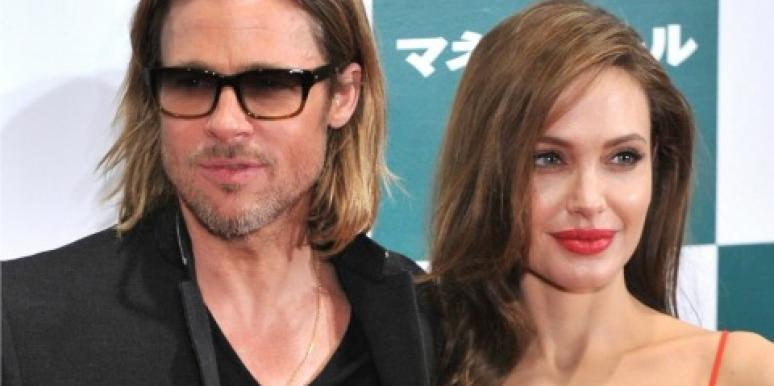 Angelina Jolie & Brad Pitt's Kids Wonder Why They Aren't Married