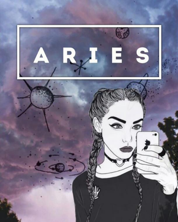 Aries zodiac sign stress bad day