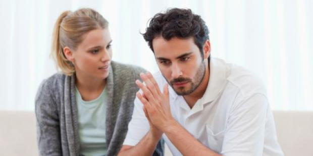 Husband Refusing Couples Therapy? 2 Steps To Take On Your Own