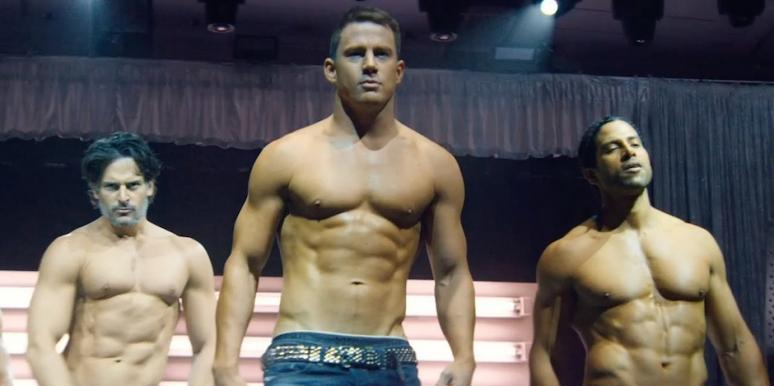 Channing Tatum from Magic Mike XXL