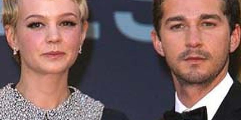 Shia LaBeouf Carey Mulligan