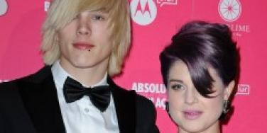 Kelly Osbourne dumps Luke Worrall