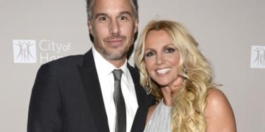 Jason Trawick & Britney Spears