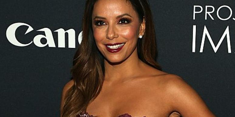 Nude Celebrities: Eva Longoria Is Naked In Elle Spain—See The Pic