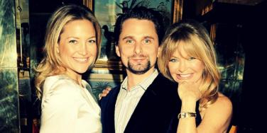 kate hudson, matthew bellamy, goldie hawn