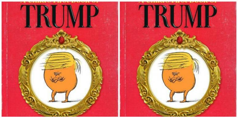 A Child's First Book Of Trump' Is A Book Kids Need To Read