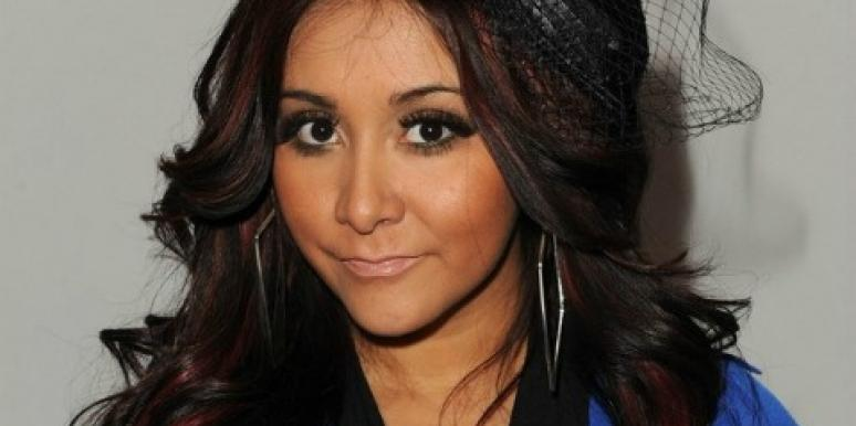 Liar, Liar? Snooki Is Apparently 3-Months Pregnant!