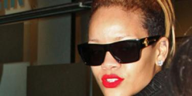 "Rihanna's Advice To Fans: ""F Love"""
