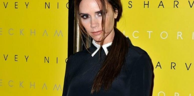 Victoria Beckham Is Just Like Any Normal Working Mom, OK?