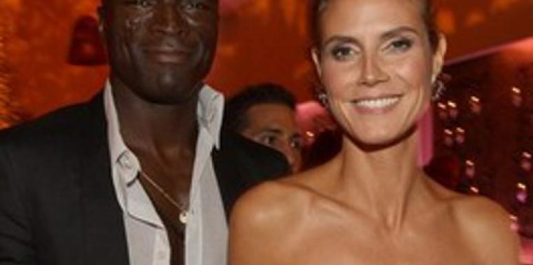 Heidi Klum And Seal Are NOT Getting Back Together... Ever