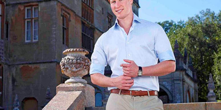 The 'I Wanna Marry Harry' Prince Harry impostor, Matthew Hicks
