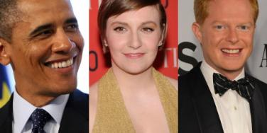 DOMA: Celebrities Show Support For Gay Marriage Over Twitter