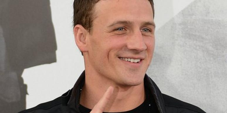 Ryan Lochte partying Vegas