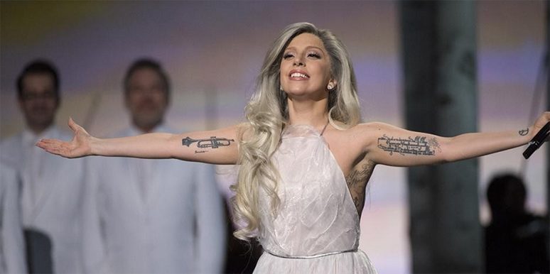 Lady Gaga, Oscars 2015, Academy Awards